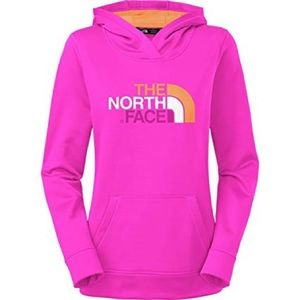 The North Face Pink/Orange Hoodie